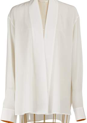 Haider Ackermann Silk Kimono Shirt