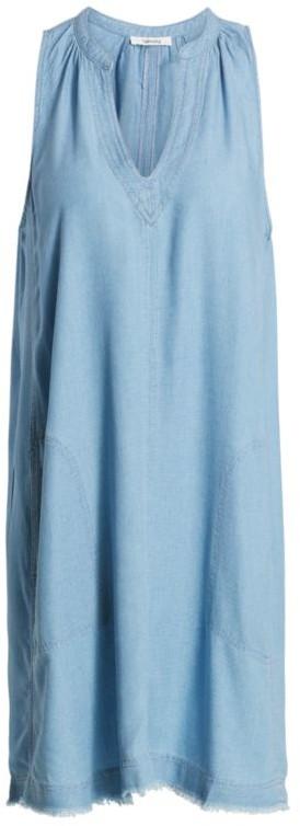 Splendid Gemma Denim Shift Dress
