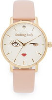Kate Spade Metro Leading Lady Watch
