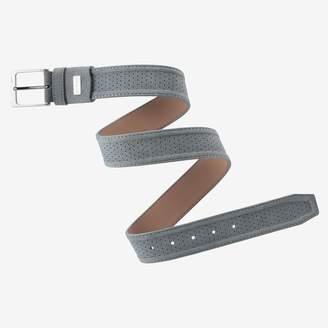 Nike Men's Golf Belt Wide Perforated Trapunto G-Flex