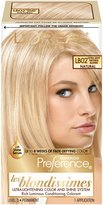 L'Oreal Preference les Blondissimes Haircolor, Extra Light Natural Blonde LB02 (1 Application)