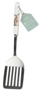 Royal Worcester Wrendale Slotted Spatula Hare