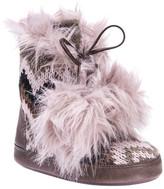 Muk Luks Women's Juno Slipper Boot