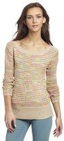 XOXO Juniors Foil Print Sweater