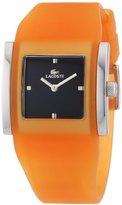 Lacoste Women's Quartz Watch 6360L 29 6360L 29 with Rubber Strap
