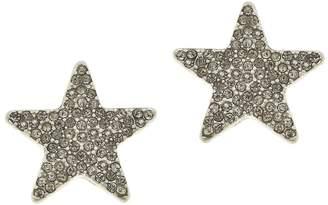 Canvas Star Stud Earrings
