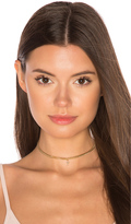 joolz by Martha Calvo Curb Cross Choker