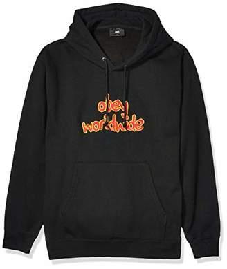 Obey Men's Brigade Hood