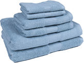 Asstd National Brand American Dawn Crystal Bay 6-pc. Bath Towel Set