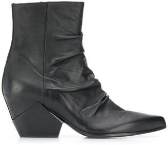 Elena Iachi Jazz ankle boots