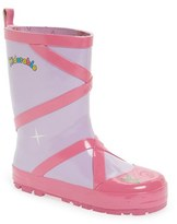 Kidorable Girl's 'Ballerina' Waterproof Rain Boot