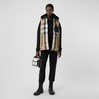 Burberry Reversibe Recyced Nyon Re:Down Puffer Giet