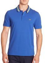 Lacoste Short Sleeve Pique Polo