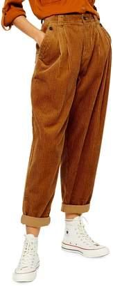 Topshop Casual Corduroy Peg Pants