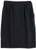 Wool Tulip Skirt