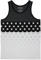 JCPenney NOVELTY SEASON Superstarry Graphic Tank Top