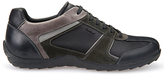 Geox Pavel Trainers, Black