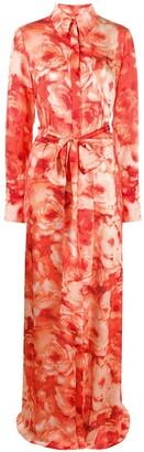 Galvan Nelken skirt dress