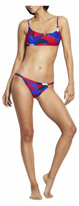 Seafolly Women's Brazilian Bikini Bottom Swimsuit with Skimpy Sides