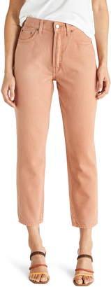 ETICA Alex High Waist Ankle Slim Fit Jeans