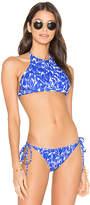 Milly Halter Bikini Top