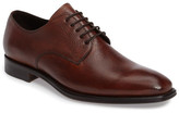 Gordon Rush Kendall Plain Toe Derby - Made in Italy