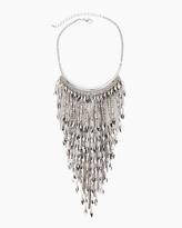 Chico's Skylar Bib Necklace
