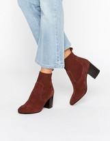 Asos REPRESENT Premium Leather Chelsea Ankle Boots