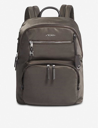 Tumi Hartford satin backpack