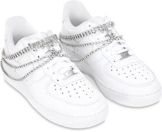 Nike Exclusive Air Force 1 Bridal Sneakers