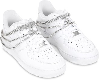 Nike Exclusive Air Force 1 Bridal Sneakers