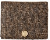Michael Kors Signature Mini Wallet / Card Holder