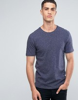 ONLY & SONS Crew Neck T-shirt with Fleck