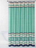 Pendleton Embroidered Chimayo Shower Curtain