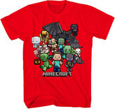 JCPenney Novelty T-Shirts Minecraft Graphic Tee - Boys 8-20