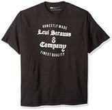 Levi's Men's Big and Tall Boyd T-Shirt