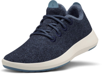 Allbirds Women's Wool Runner Mizzles - Savanna Night (Cream Sole)