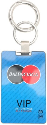 Balenciaga Visitor Plate Key Holder