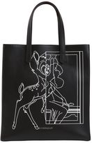 Givenchy Stargate Bambi Printed Leather Tote Bag