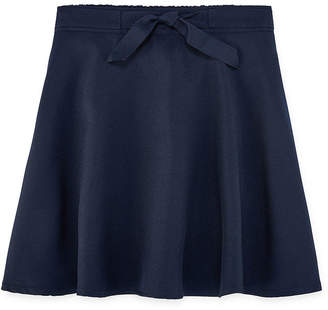 Izod EXCLUSIVE Exclusive Skater Scooter Skirt - Girls 4-16 and Plus