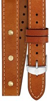 Michele 16mm Leather Watch Band