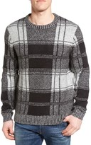 Bench Men's Cartouche Plaid Sweater
