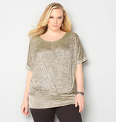 Avenue Spacedye Banded Bottom Top