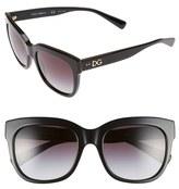Dolce & Gabbana 53mm Sunglasses