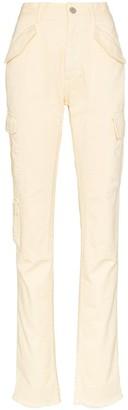 Matthew Adams Dolan Cargo Straight Leg Trousers