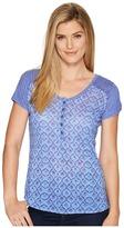 Kuhl Kortina Short Sleeve Henley Women's Short Sleeve Pullover