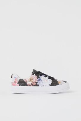 H&M Platform Sneakers - Gray
