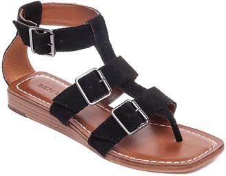 Bernardo Osten Suede Gladiator Sandals