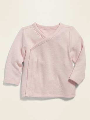Old Navy Cozy Plush-Knit Kimono Top for Baby