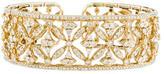 Bracelet 18K Diamond Cuff Bracelet